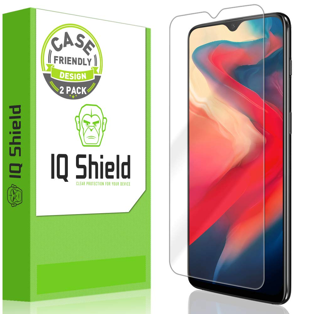 Film Protector IQSHIELD p/ OnePlus 6T Pack x 2