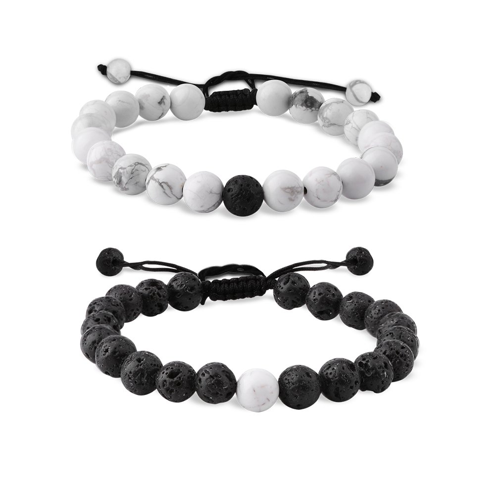 Best Touch Bracelets For Couples Amazon Com
