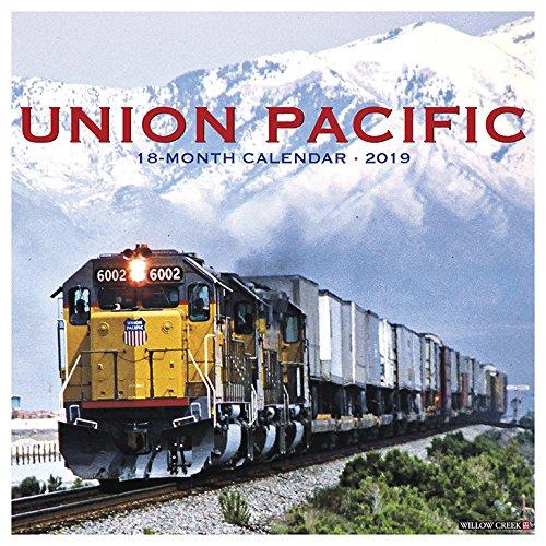 Union Pacific 2019 Wall Calendar