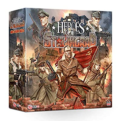 Heroes of Stalingrad: Toys & Games