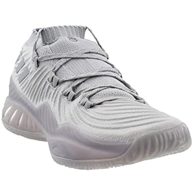 90cbcc7d30b5a adidas SM Crazy Explosive Low Primeknit Iced Out Shoe - Men s Basketball  7.5 Light Onix