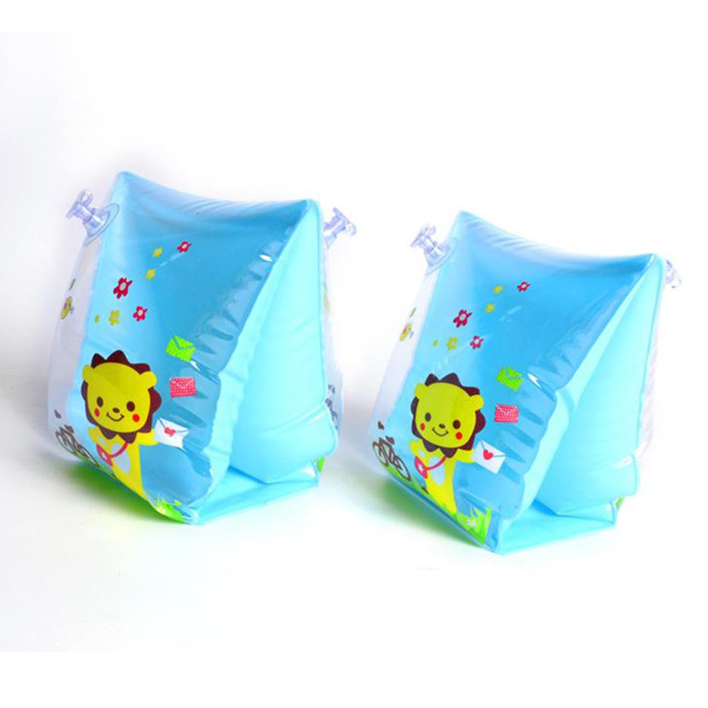 ED-Lumos Manguito Hinchable para niños PVC Plástico con ...