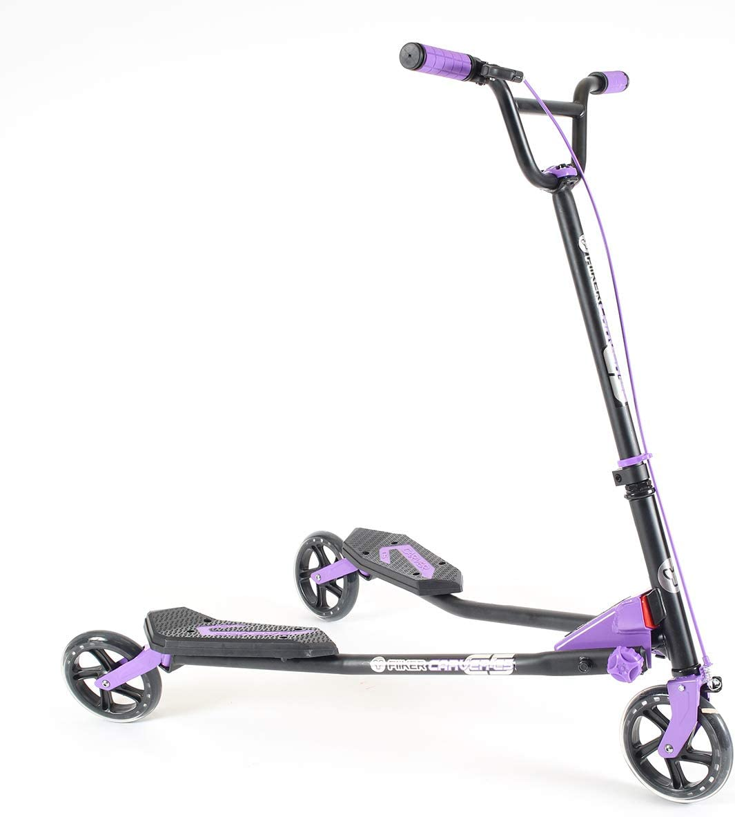 YVolution Y Fliker Carver C5 | Scooter Wiggle Drifting