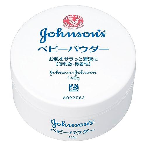 ジョンソン&ジョンソン ベビーパウダー?