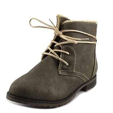 Jillian Women US 7 Gray Ankle Boot