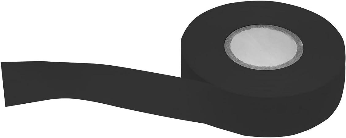 4x vinyl noir électrique du ruban isolant Bande PVC imperméable 15 m//Roll-Vendeur Britannique