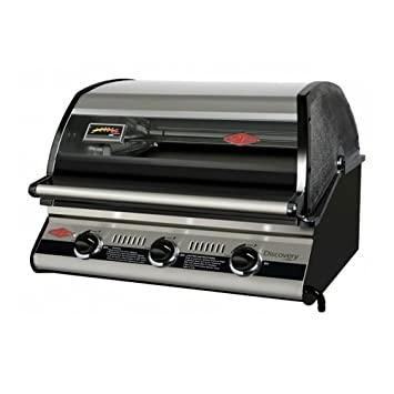 beefeater - Barbacoa beefeater discovery Plus inox 3B encastrable