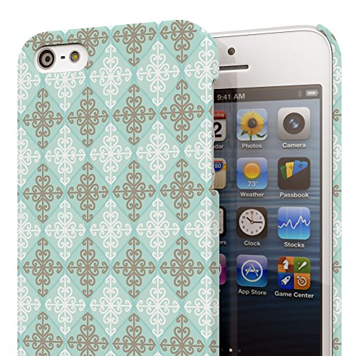 Koveru Back Cover Case for Apple iPhone 5S - Gary Moore Design