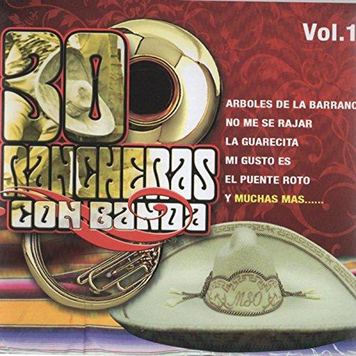 ... 30 Rancheras Con Banda, Vol. 1