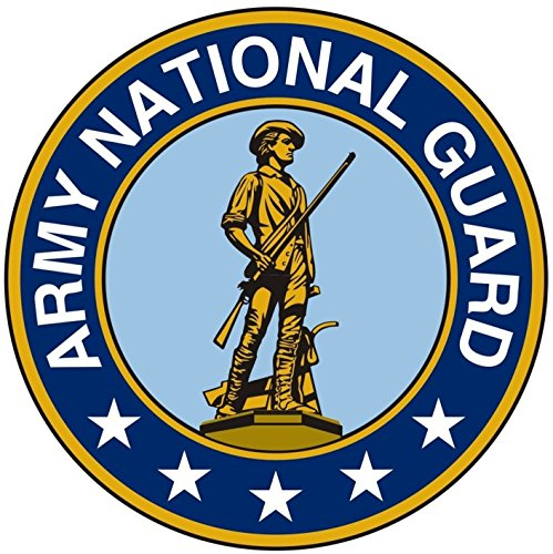 1 Pc Overwhelming Unique Army National Guard Sticker Signs Outdoor Window Indoor Graphics Truck Bumper Decals Cars Vinyl Decor Bike Patches Wall Hoverboard Trucks Decal Car Stickers Size 12