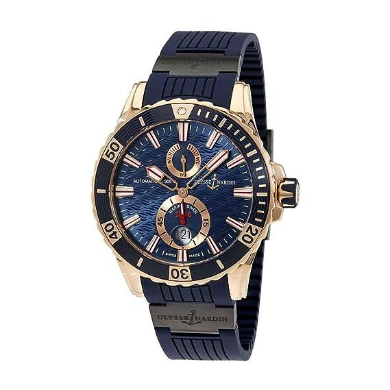 Ulysse Nardin Maxi Marino Diver automático Mens Reloj 266 – 10 – 3 ...