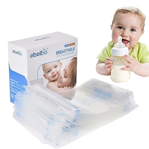 Leche Materna Bolsas de almacenamiento de leche materna ...