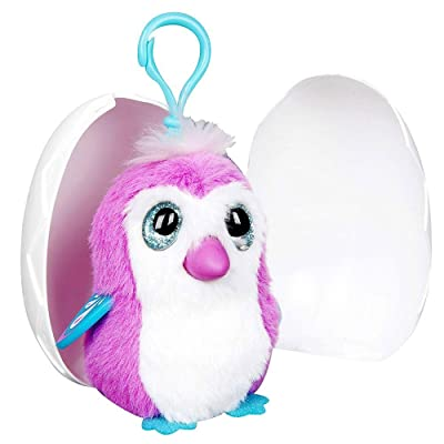 Hatchimals Mystery Minis Mini Plush Clip-On: Toys & Games