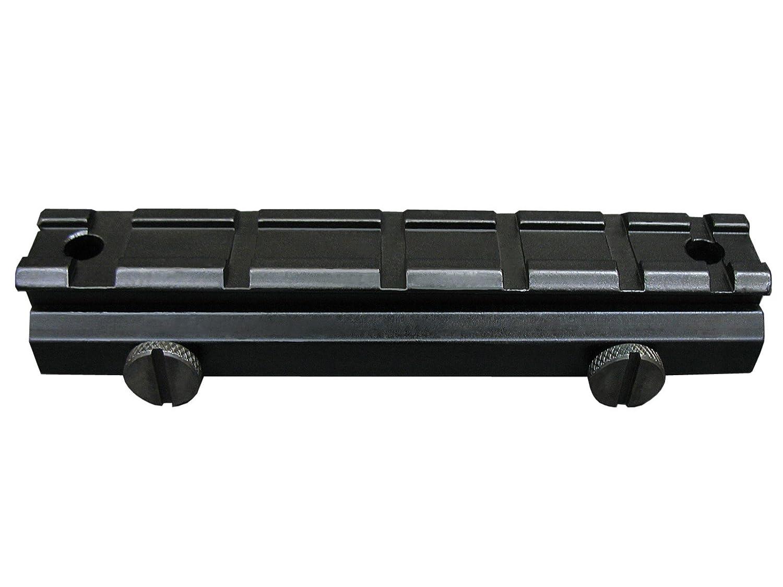 Rehausseur de Rail Weaver Picatinny 21mm Version Courte Montage Lunette RSM15