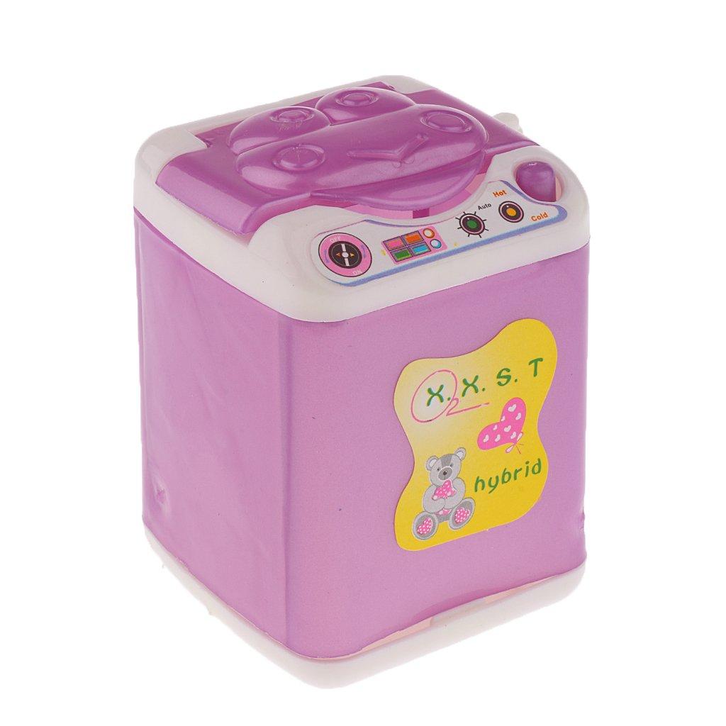 Doll Size Dollhouse Washing Machine Washer Generic