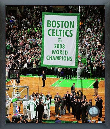 Boston Celtics NBA World Championship Banner Photo (Size: 12