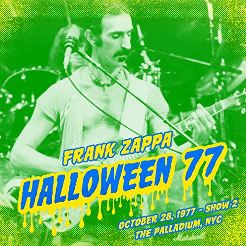 Conehead (Live At The Palladium, NYC / 10-28-77 / Show (Coneheads Halloween)
