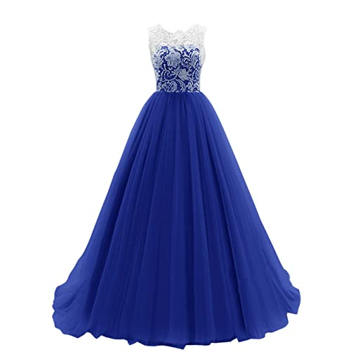 Dresstells reg;Womens Long Tulle Ball Gowns Wedding Evening Formal Party Maxi Dress