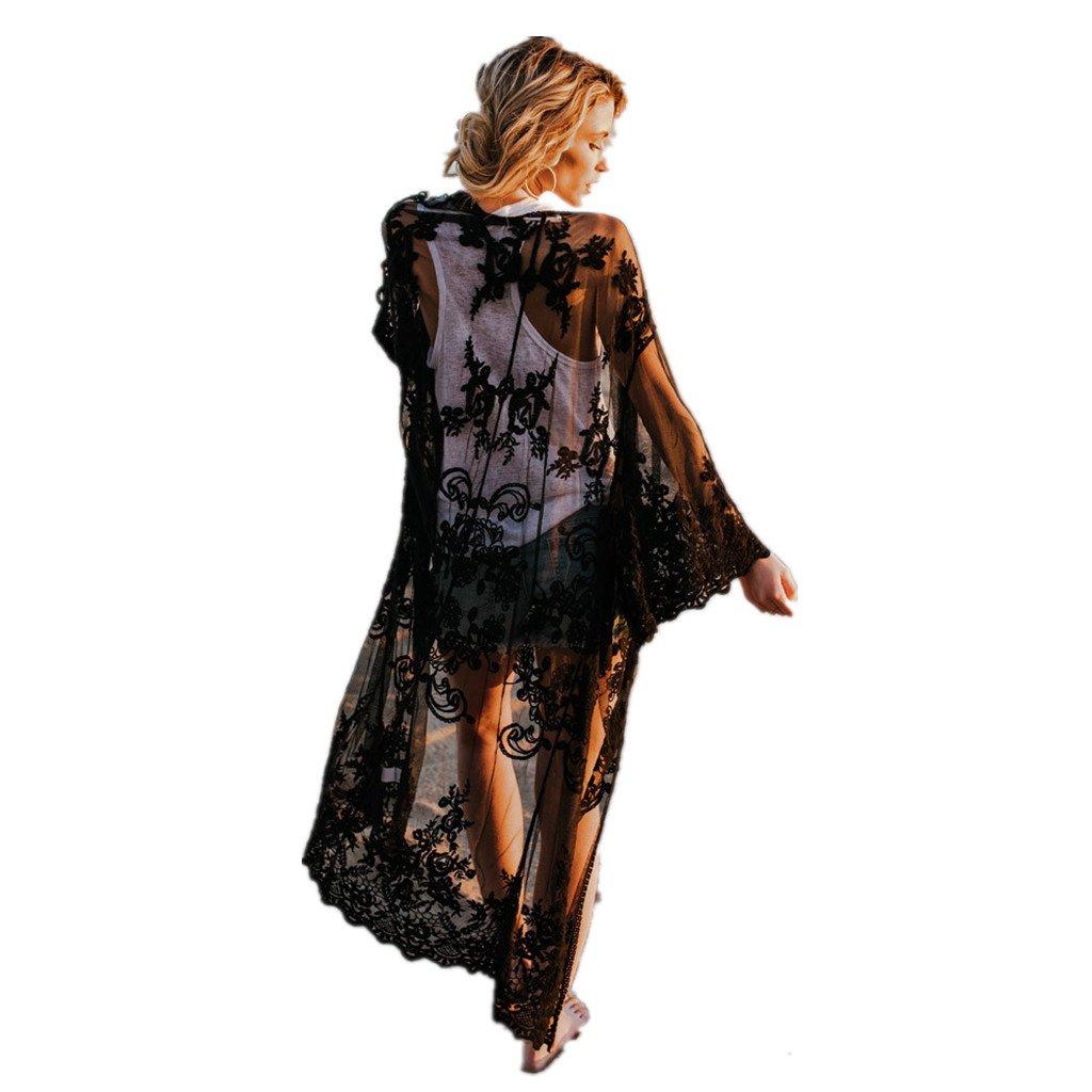 59073b05790e4 Style: Loose bat sleeve floral chiffon kimono cape Garment Care: Hand-wash  and Machine washable, Dry Clean chiffon cardigan for women plus size ...