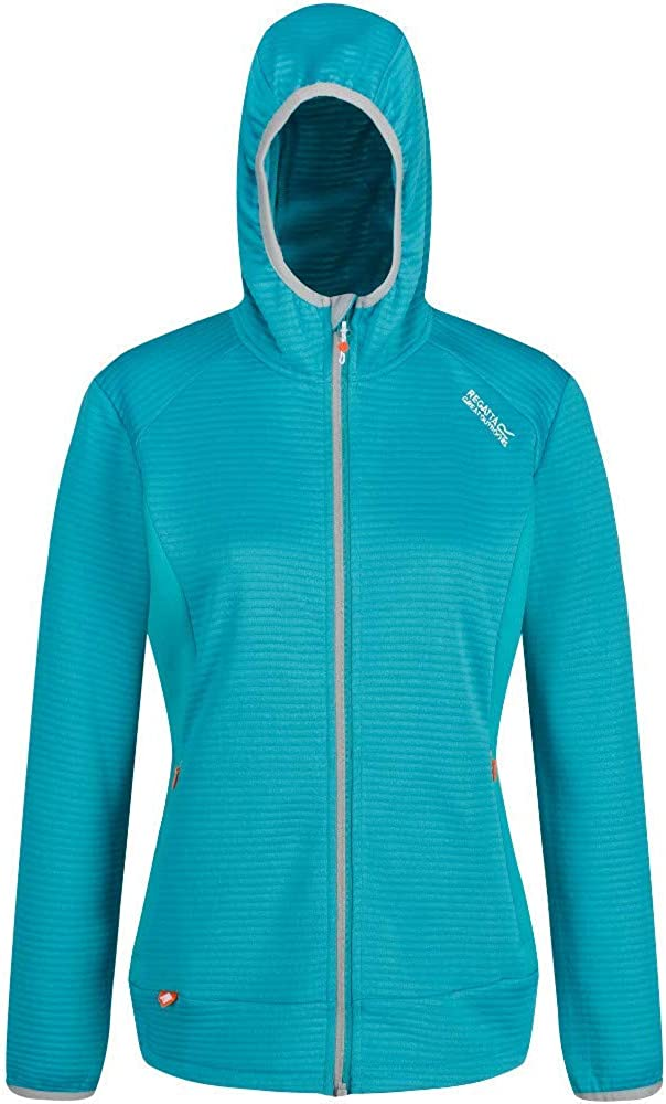 Regatta Professional Womens Dreamstate Full Zip Quick Drying Mini Honeycomb Fleece Forro polar Mujer