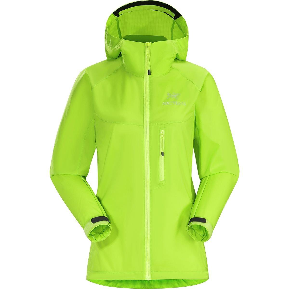 (アークテリクス) Arc'teryx Squamish Hooded Jacket レディース ジャケットDark Titanite [並行輸入品]   B07F9SY59M