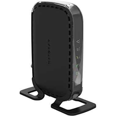 NETGEAR Cable Modem 8x4 DOCSIS 3.0  (NO WIRELESS/MODEM ONLY) Works for Xfinity from Comcast, Spectrum, Cox, Cablevision & More (CM400-1AZNAS)