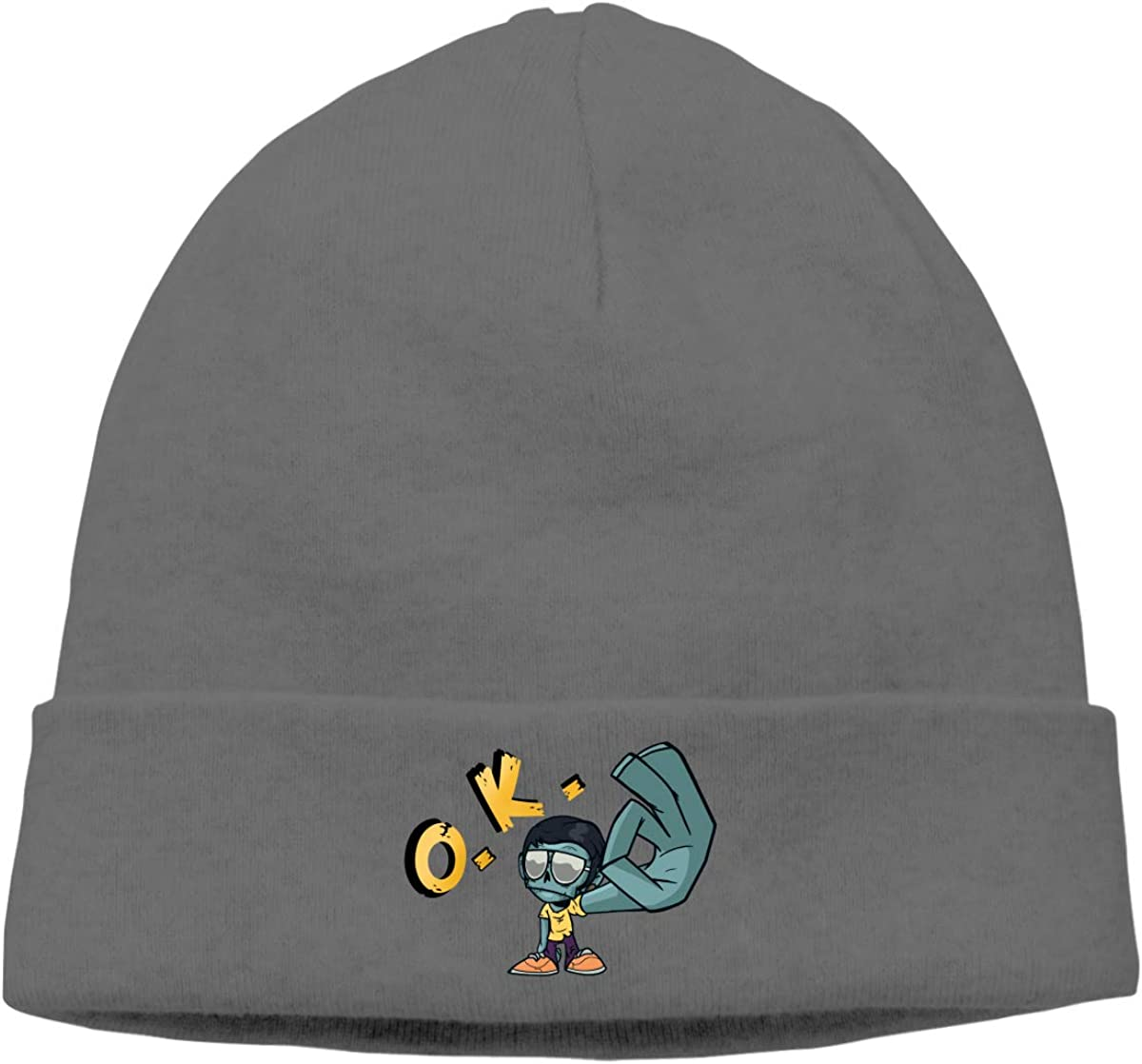 Hat Cool Custom Street Hip-hop Knitted Hat Soft Comfortable Cap