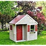 """Casetta di legno per bambini  """"Villa"""" casa di legno per il giardino"""