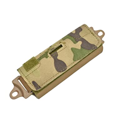 Jadedragon Helmet Accessory balance Pouch Counterweight Kit for OPS FAST/MICH/Tactical Helmet