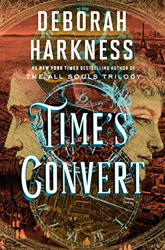 Pdf Thriller Time's Convert: A Novel