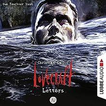 Lovecraft Letters 4 Hörbuch von Christian Gailus Gesprochen von: Uve Teschner