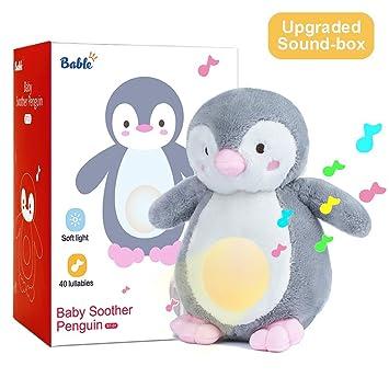 Bable Baby Geschenk Baby Spielzeug Schlafhilfe Nachtlicht