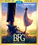 Cover Image for 'The BFG [Blu-ray + DVD + Digital HD]'