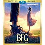 Mark Rylance (Actor), Ruby Barnhill (Actor), Steven Spielberg (Director) | Rated: PG (Parental Guidance Suggested) | Format: Blu-ray  (44) Release Date: November 29, 2016   Buy new:  $39.99  $22.99  14 used & new from $16.75