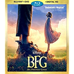 Mark Rylance (Actor), Ruby Barnhill (Actor), Steven Spielberg (Director) | Rated: PG (Parental Guidance Suggested) | Format: Blu-ray  (48) Release Date: November 29, 2016   Buy new:  $39.99  $27.99  15 used & new from $17.99