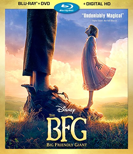 Blu-ray : The BFG (With DVD, Digitally Mastered in HD, 2 Pack, Digital Copy, 2 Disc)