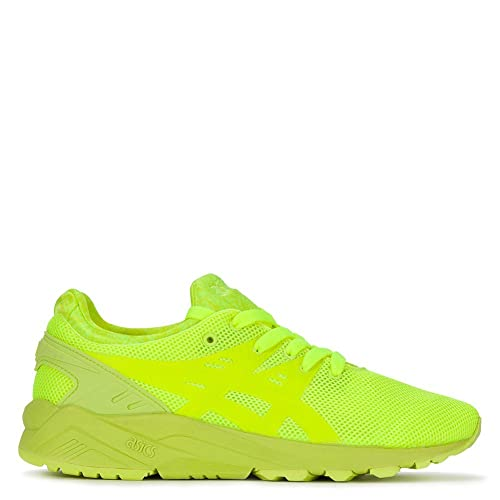 942a3a19eafd7 ASICS Men's Gel Kayano Trainer Shoes H51dq.0505 Lime/Lime 4 D(M) US ...