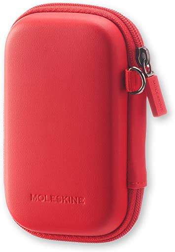 Moleskine Journey Scarlet Red Travel Light