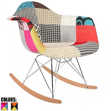 amazon com 2xhome single 1 multi color modern upholstered