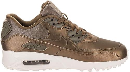 Nike Air Max 90 Premium Femmes Sneaker Gold Edition