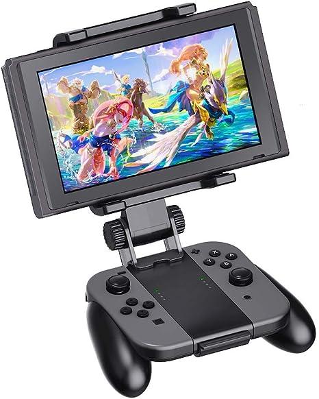 Switch Joy-Con - Soporte de clip para Nintendo Switch, OIVO ajustable para Nintendo Switch/Switch Lite: Amazon.es: Videojuegos