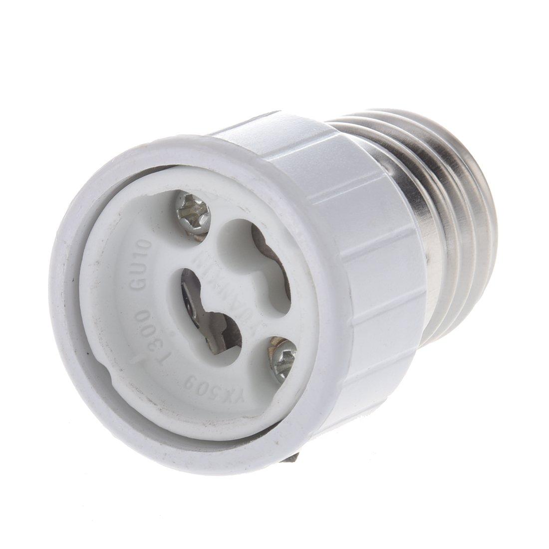 Offerte speciali disponibili 4 x E27 a GU10 LED // CFL Lampada senza saldatura- Adattatore Convertitore R SODIAL