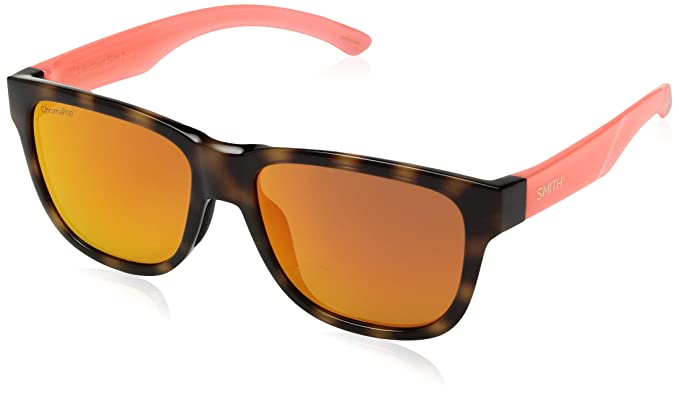 fa6a6c8724 Amazon.com   Smith Rounder ChromaPop Polarized Sunglasses