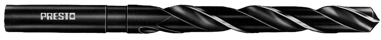 Hi-Tech Industrie Spiralbohrer PRESTO HSSG rechtsschneidend geschliffene Industriequalit/ät: /Ø 5,30 mm x Arbeitsl/änge 87 mm x Gesamtl/änge 132 mm lang DIN 340 N