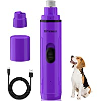 Boence Portable Professional Electric Nail Painless Pet Grooming Tool