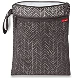 wet bag - Skip Hop Grab & Go Wet/Dry Bag, Grey Feather
