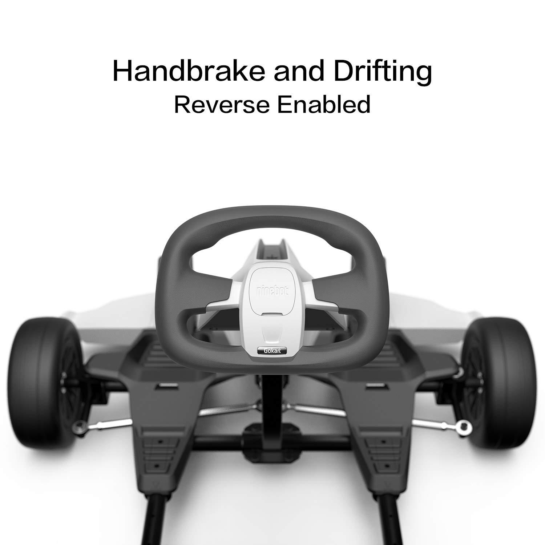 Amazon.com: Segway- Kit de Gokart eléctrico de Ninebot para ...