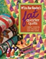 M'Liss Rae Hawley's Fat Quarter Quilts: Fabric Choices, Easy Piecing & Quilting Ideas