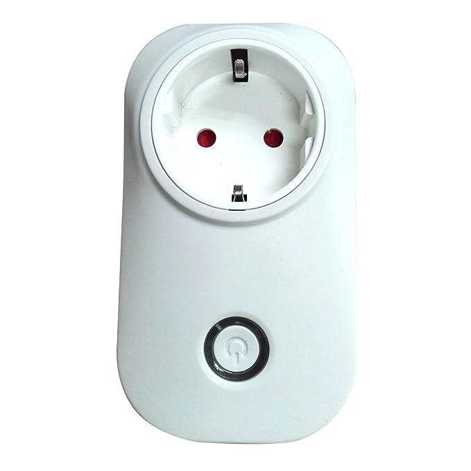 Wi-Fi Smart Socket Outlet UE enchufe, mando a distancia para ...
