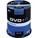 Intenso 4111156 - DVD+R, 16x, 4.7 GB